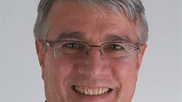 Hans-Georg Frey wird neuer Chef