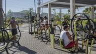 NEU 8 Loop Park Fitness Gabriel