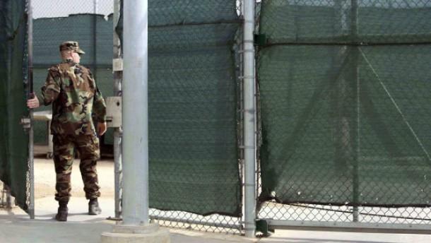 Obama will heute Schließung von Guantánamo anordnen