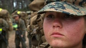 Täglich Dutzende Übergriffe in Amerikas Militär