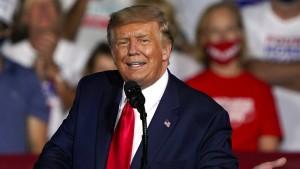 Justiz greift für Trump in Prozess um Vergewaltigungsvorwurf ein