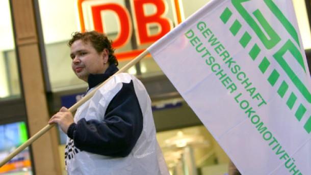 Falsches Streikdatum im Urteil gegen Bahn