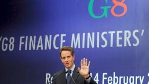 G-7 erteilen Protektionismus eine Absage