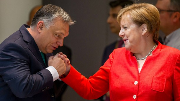 Europa – eine Schnecke, die Asyl sucht