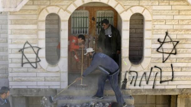 UN verlangen Vorgehen gegen Siedler