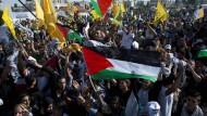 Abbas und Netanjahu beschuldigen sich gegenseitig der Eskalation