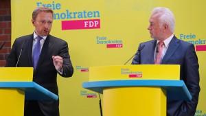 FDP will Haltung gegenüber Moskau klären