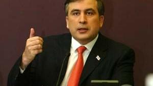 Saakaschwili: Wir lassen uns von Rußland nicht provozieren
