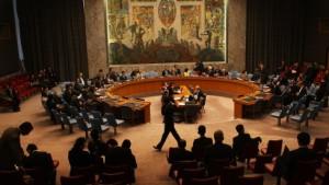 UN-Vetomächte einigen sich