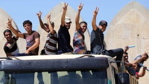 Islamistische Rebellen erobern Tal Afar