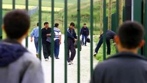 Flüchtlingslager Sangatte wird geschlossen