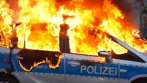 Auf Nimmerwiedersehen, Blockupy