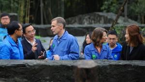 Amerikas China-Spitzendiplomat tritt zurück