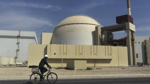 An der Schwelle zur Atommacht