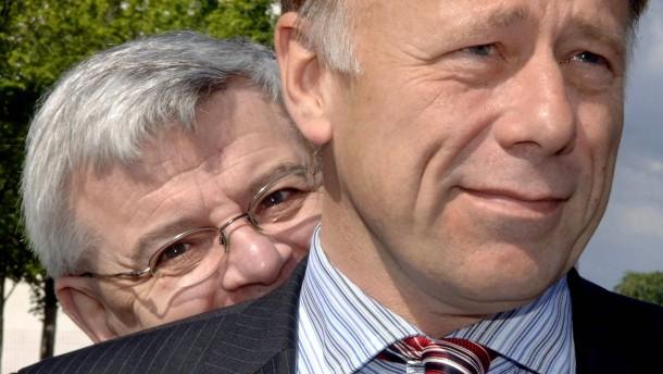 """""""Den Herrn Fischer halten wir jetzt auch noch aus"""""""