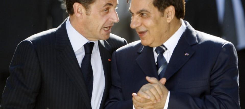 Französisch Tunesische Beziehungen Umdeutungen Und