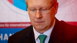 Hannovers Oberbürgermeister wegen schwerer Untreue angeklagt
