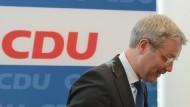 Nach der Wahlschlappe der CDU in Nordrhein-Westfalen gibt es sogar in der Union erhebliche Kritik am Auftreten des Spitzenkandidaten Norbert Röttgen.