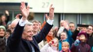 70 Prozent für Direktwahl des Bundespräsidenten