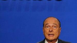 Chirac will Zeichen der Erneuerung setzen