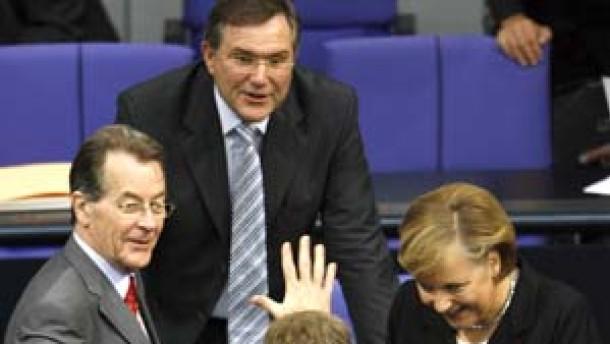 "Merkel düpiert ihren ""Wunschpartner"""