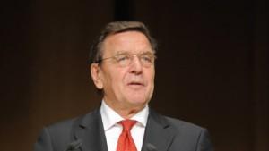Schröder: Viele Fehler im Umgang mit Moskau