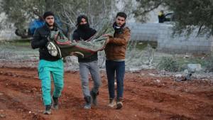 Türkei beginnt Vergeltungsangriff nach Tötung von Soldaten