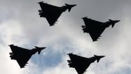 Bundeswehr bleibt hinter Nato-Anforderungen zurück