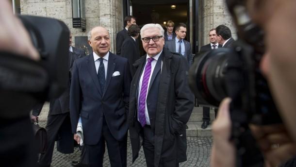 Deutschland sagt Moldau und Georgien Solidarität zu