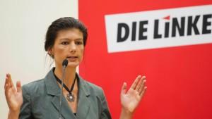 Wagenknecht lässt Duo  Kipping/Riexinger den Vortritt