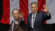 Bush hilft Bush