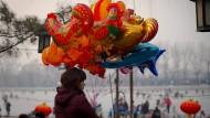 Trump schickt China verspätete Neujahrsgrüße