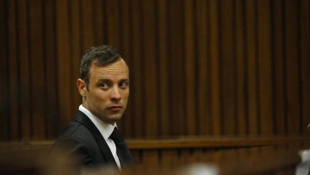 Oscar Pistorius darf vorerst im Hausarrest bleiben