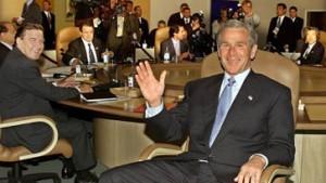 Schröder: Kaum Kritik an Bushs Nahostplan