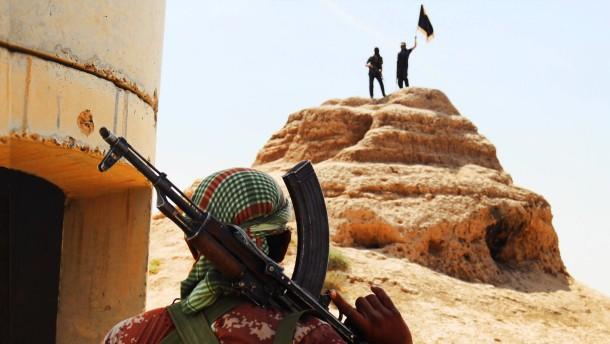 Handlungsreisender des Dschihad