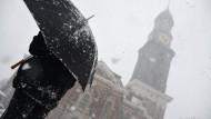 Trübes Wetter schlecht für Aktienkurse