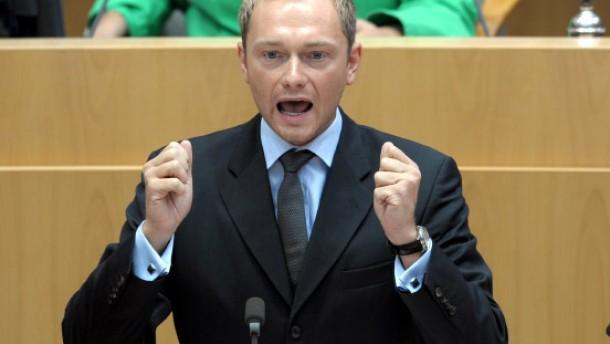 Christian Lindner wird Generalsekretär