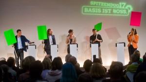 Grüne starten Auswahl der Spitzenkandidaten