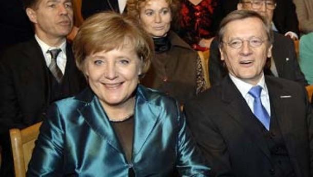 Bundeskanzlerin Merkel in Wien