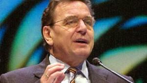 Schröder kanzelt Kritiker ab
