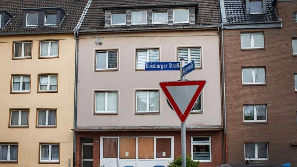 Acht Festnahmen in Oberhausen