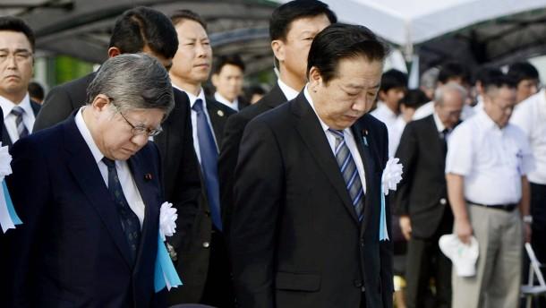 Atomausstieg nun auch in Japan?