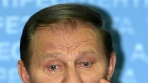 Der ukrainische Staatschef Kutschma brüskiert die Allianz