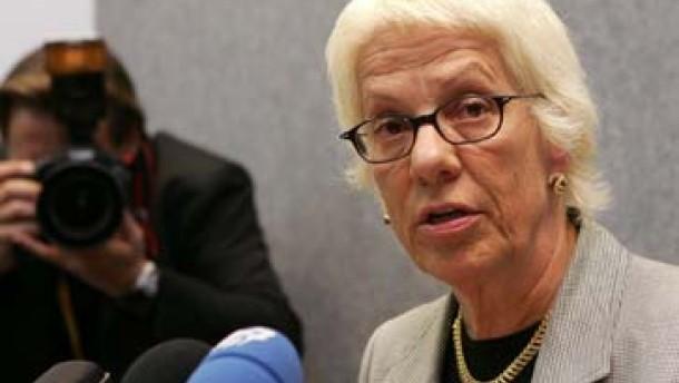 Del Ponte bekräftigt Kritik an Kroatien