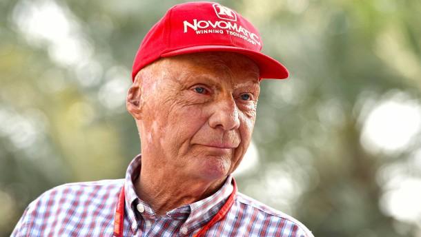 Das riskante Spiel des Niki Lauda