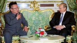 Kim und Putin kritisieren Bushs Raketenpläne