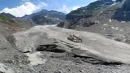 Erholungspause  für die Eisriesen  Österreichs