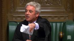 Britisches Parlament darf nicht über Brexit-Deal abstimmen