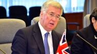 London will Deutschland als Hauptsicherheitspartner
