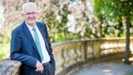 Noch im Gespräch für die Gauck-Nachfolge: Winfried Kretschmann (Grüne)